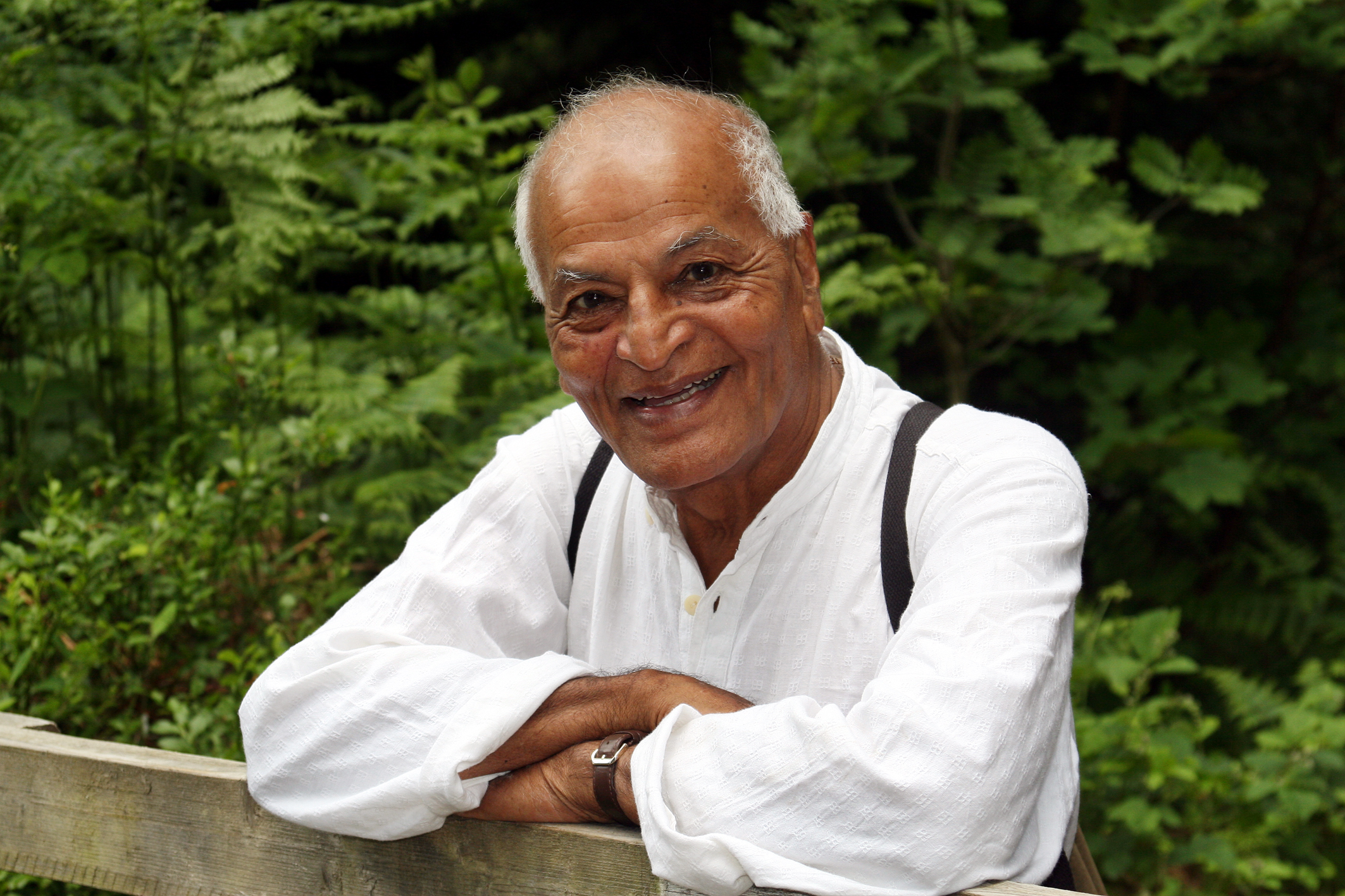 Read more about the article An Audience with Satish Kumar